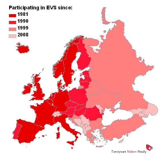 Participating in EVS